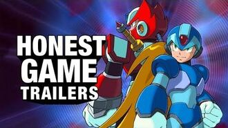 MEGA MAN X (Honest Game Trailers)