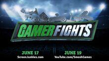 Gamer fights logo