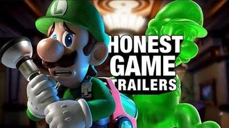 Honest Game Trailers - Luigi's Mansion 3