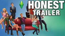 Honest game trailer the sims
