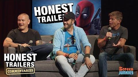 Deadpool Director & Creator React to the Honest Trailer! (Tim Miller, Rob Liefeld & Stefan Kapicic)