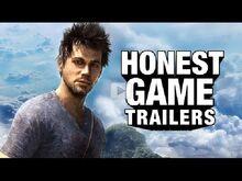 Honest game trailer far cry