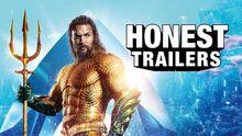 Honest trailer aquaman
