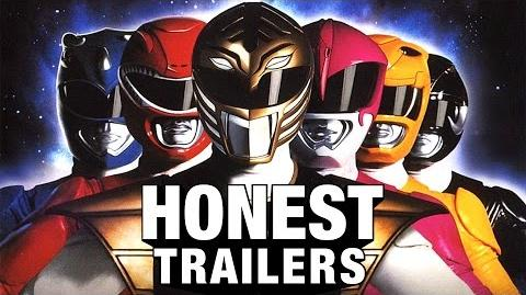 Honest Trailer - Mighty Morphin' Power Rangers: The Movie