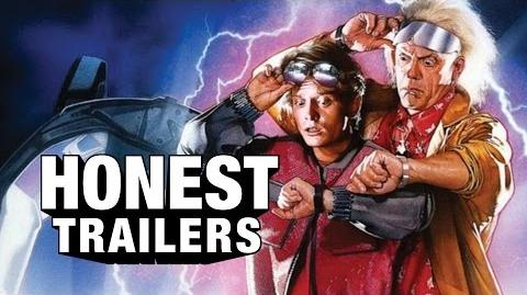 Honest Trailer - Back to the Future