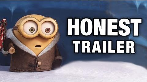Honest Trailer - Minions