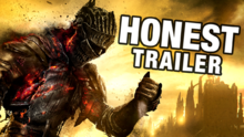 Honest game trailer dark souls 3