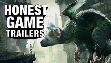 Honest game trailer the last guardian