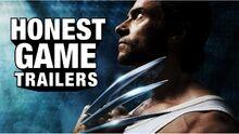 Honest game trailer xmen origins wolverine