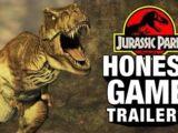 Honest Game Trailers - Jurassic Park Games