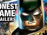 Honest Game Trailers - Lego Batman
