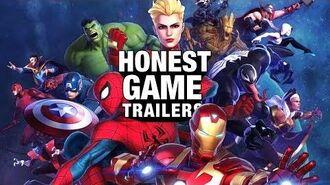 Honest Game Trailers Marvel Ultimate Alliance 3 The Black Order