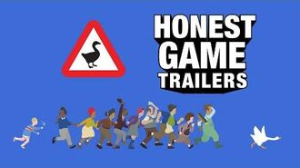 Honest Game Trailers Untitled Goose Game
