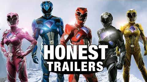 Honest Trailer - Power Rangers (2017)