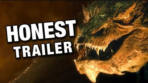 Honest Trailer - The Hobbit: The Desolation of Smaug