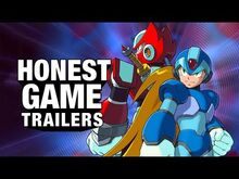 Honest game trailer mega man x