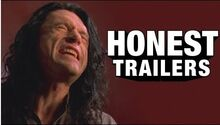 Honest trailer the room