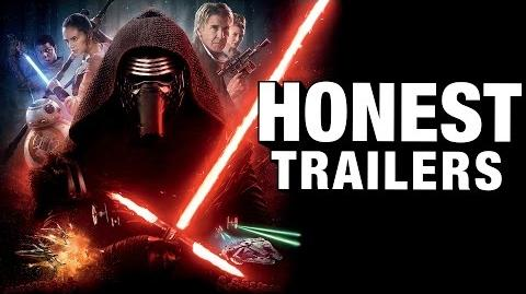 Honest Trailer - Star Wars: The Force Awakens