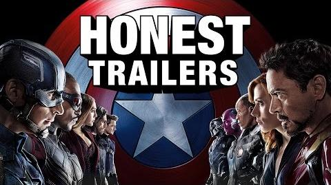 Honest Trailer - Captain America: Civil War