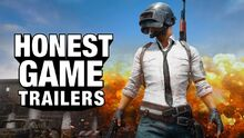 Honest game trailer playerunknowns battlegrounds