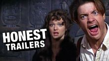 Honest trailer the mummy 1999