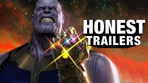 Honest Trailer - Avengers: Infinity War