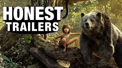 Honest Trailer - The Jungle Book (2016)