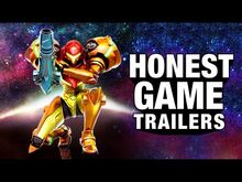 Honest game trailer metroid