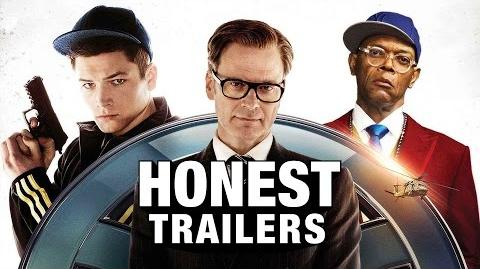 Honest Trailer - Kingsman: The Secret Service
