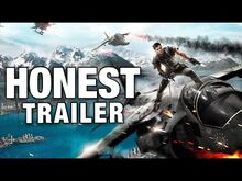 Honest game trailer just cause