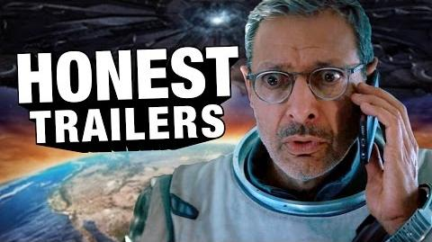 Honest Trailer - Independence Day: Resurgence