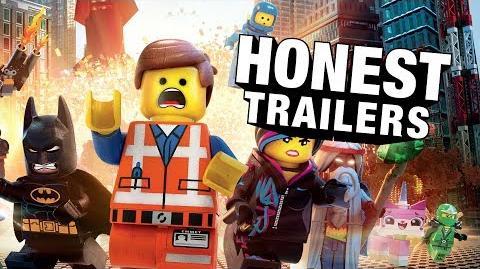 Honest Trailer - The LEGO Movie