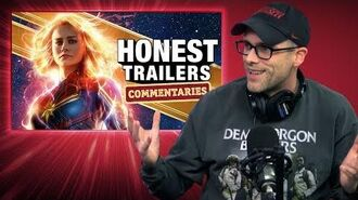 Honest Trailers Commentary - Captain Marvel
