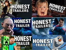 Honest Trailer | Honest Trailers Wikia | FANDOM powered by Wikia