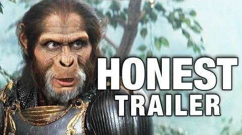 Honest Trailer - Planet of the Apes (2001)