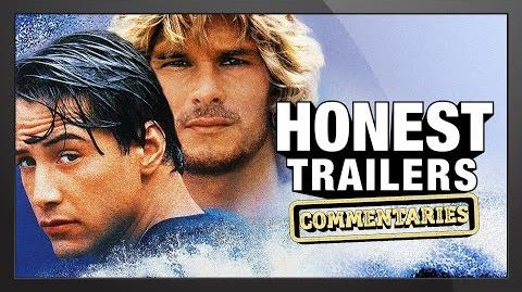 Honest Commentary - Point Break (1991)