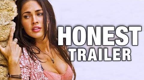 Honest Trailer - Transformers: Revenge of the Fallen