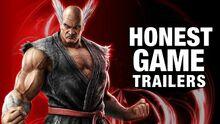 Honest game trailer tekken