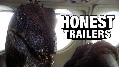 Honest Trailer - Jurassic Park 3