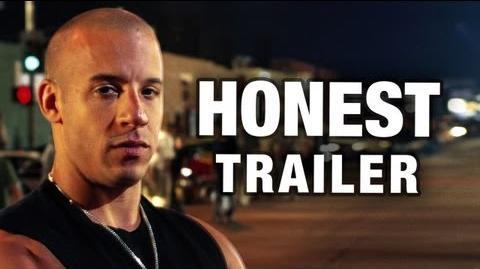 Honest Trailer - Fast Five