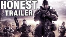 Honest game trailer gears of war