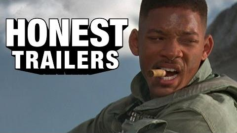 Honest Trailer - Independence Day