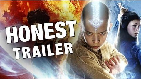 Honest Trailer - The Last Airbender