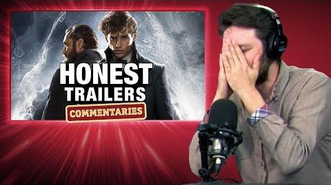 Honest Trailers Commentary - Fantastic Beasts- The Crimes of Grindelwald