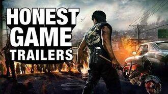 DEAD RISING (Honest Game Trailers)