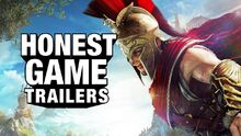 Honest game trailer assassins creed odyssey