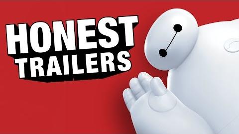 Honest Trailer - Big Hero 6