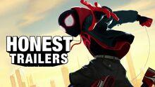 Honest trailer spider-man into the spider-verse