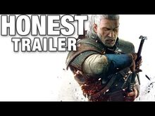 Honest game trailer the witcher 3