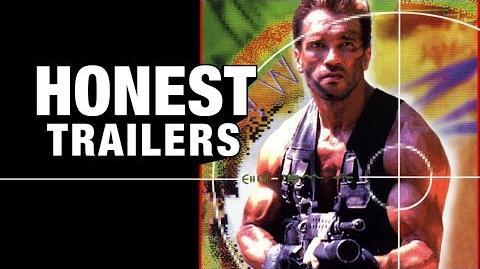 Honest Trailer - Predator